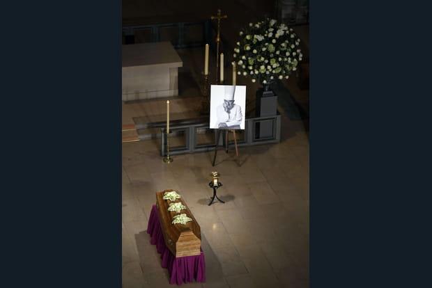 Le cercueil de Monsieur Paul