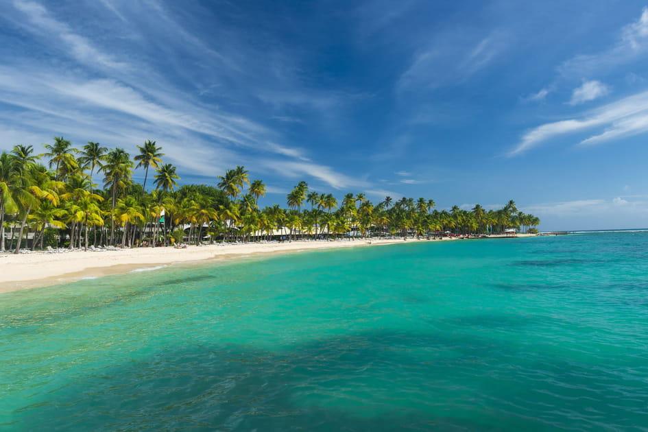 La Guadeloupe, aux Antilles