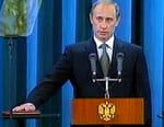 La prise de pouvoir par Vladimir Poutine