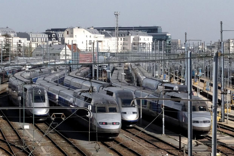 Grève SNCF: fin du calendrier perlé 75% des Français contre la suite