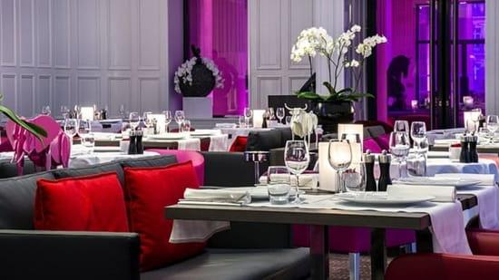 Restaurant L'Assise - Radisson Blu Nantes   © Vauban