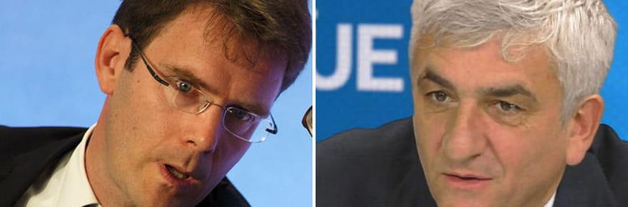 Résultats desrégionales enNormandie: Morin et Mayer-Rossignol, legrand écart