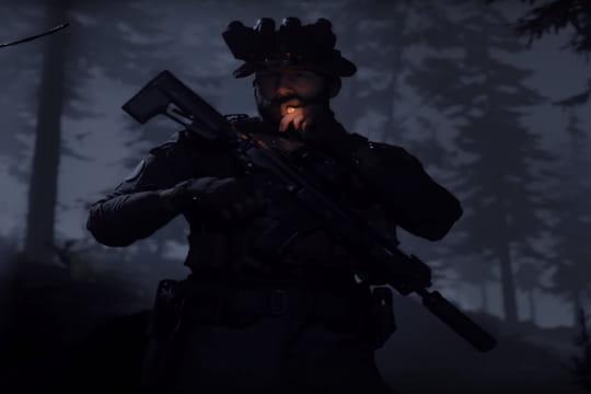 Call of Duty: le gameplay multijoueur détaillé pour Modern Warfare