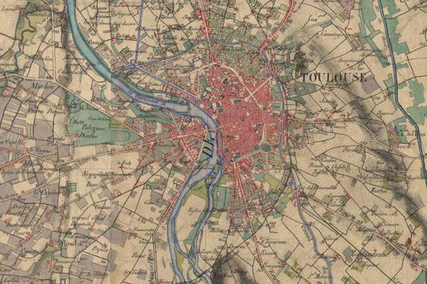 Toulouse 1857