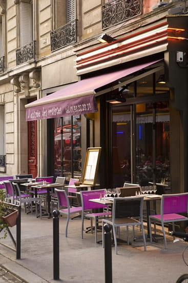 L'Entrée des Artistes  - restaurant montparnasse -