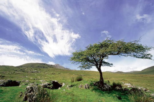Les vallées perdues du Connemara