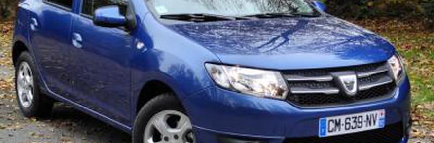 Test nouvelle Dacia Sandero: rapport qualité / prix imbattable