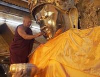 En train à travers le Myanmar : 2e étape