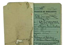 Les objets-souvenirs inédits des Français dans la Grande Guerre