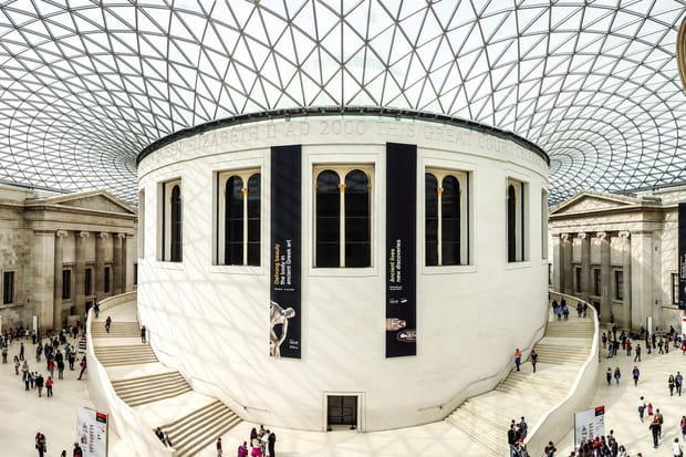Le British Museum à Londres