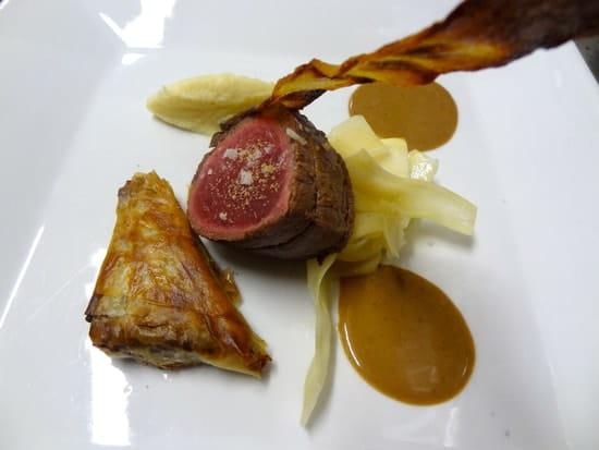 Restaurant la Cuisine  - boeuf saté -   © la cuisine