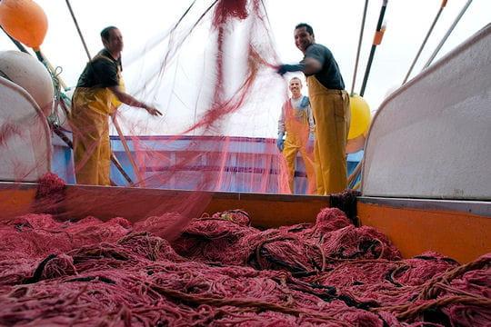 Hommage aux travailleurs de la mer