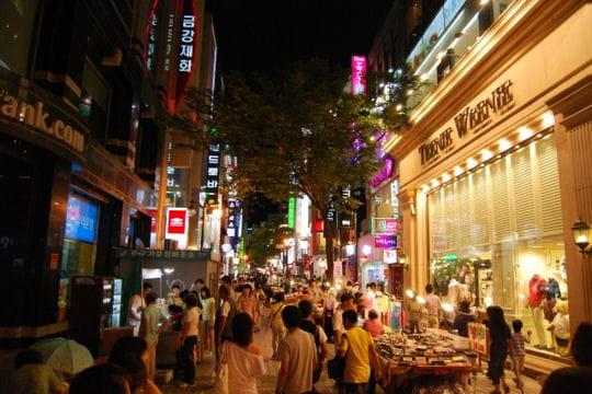 Séoul, capitale noctambule