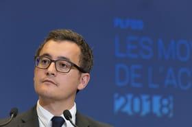 Gérald Darmanin: quand Marine Le Pen l'insultait en pleine Assemblée