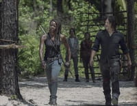 The Walking Dead : Ghosts