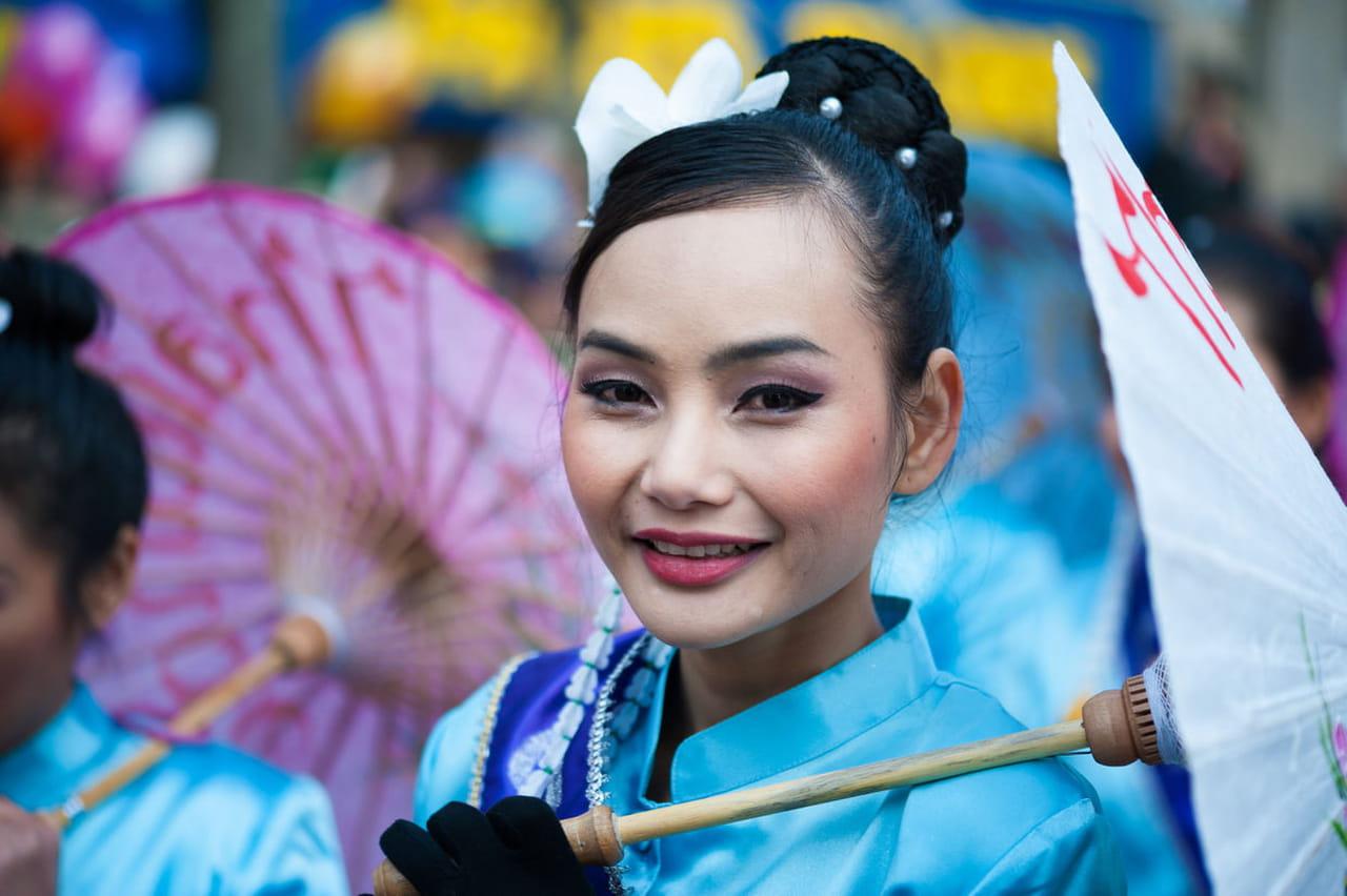 Les plus belles photos du défilé du Nouvel An chinois à Paris