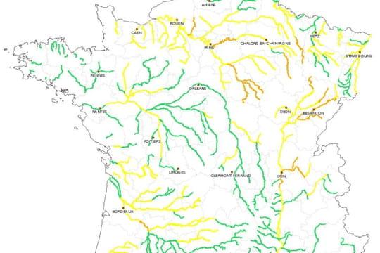 Inondations en France: Lyon, Paris, Besançon... Les risques de crue