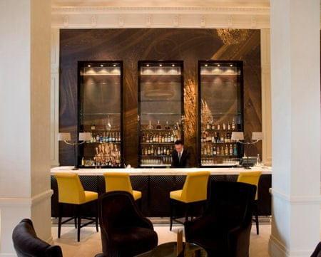 La Veranda - Trianon Palace  - Le bar -   © Ben Anders