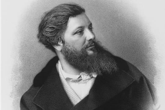 """Gustave Courbet: biographie du peintre, auteur de """"l'Origine du monde"""""""