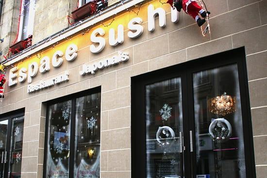 , Restaurant : Espace Sushi  - espace sushi -   © espace sushi