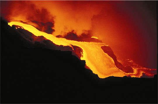 Danger volcanisme