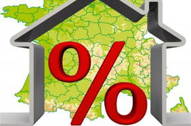 Taux de crédit immobilier, région par région : combien coûte un crédit immobilier près de chez vous ?