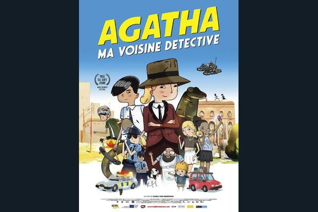 Agatha, ma voisine détective - Photo 1