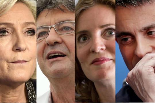 Législatives 2017: vos candidats, le résultat du dernier sondage