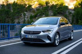 Essai Opel Corsa: élégante et sportive, que vaut la citadine?