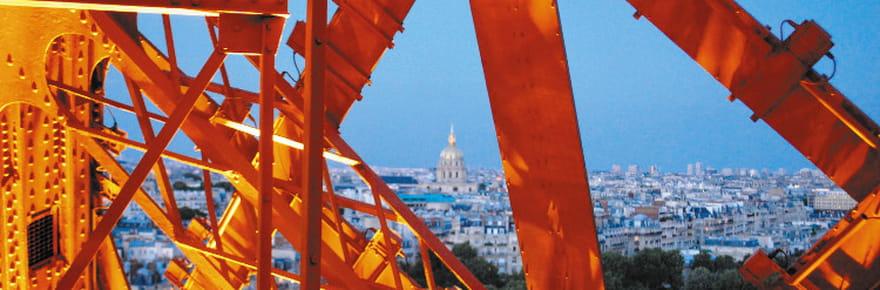 Tour Eiffel, Opéra de Lyon, Marineland... 15sites à visiter côté coulisses