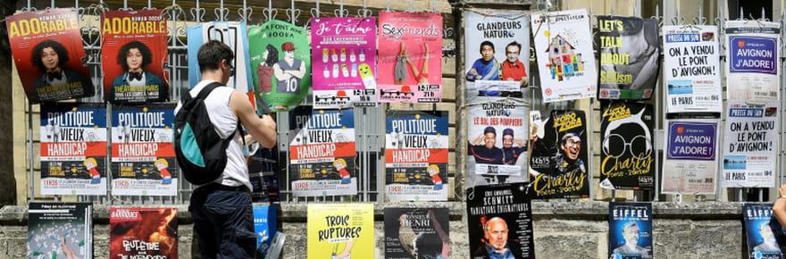 Les seuls en scène, coups de poing et coups de coeur à Avignon