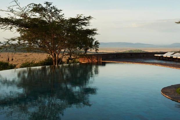 Singita Grumeti Sasakwa Lodge en Tanzanie
