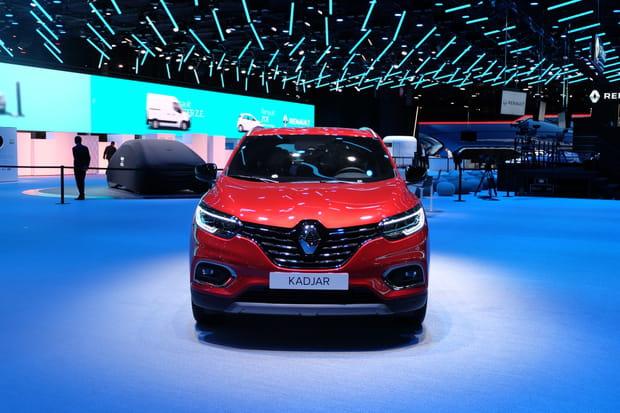Le Renault Kadjar est à découvrir au Mondial de l'Auto