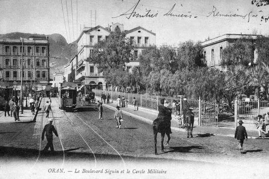 Au coeur de la ville d 39 oran for Bank exterieur d algerie