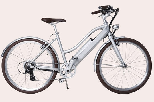 Le vélo électrique 100% féminin joue aussi la carte néo-rétro avec Lutèce Bike