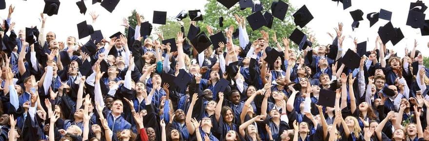 Classement des universités : le palmarès est en ligne!