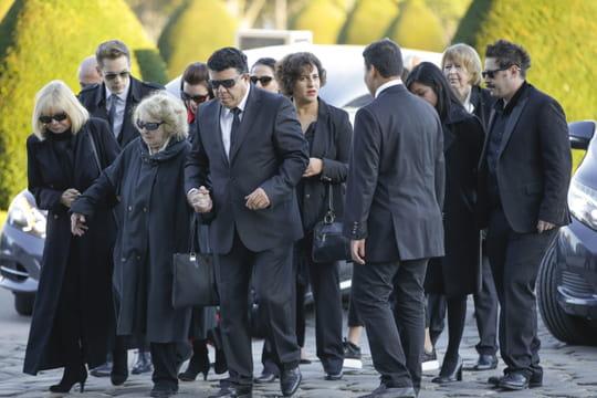 Les enfants de Charles Aznavour pas tous réunis lors de l'hommage