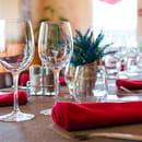 , Restaurant : Le Préma  - La salle de restaurant -   © BRITHOTELBLOIS