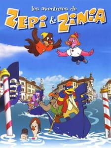 Les Aventures de Zepi & Zinia - Vol. 1