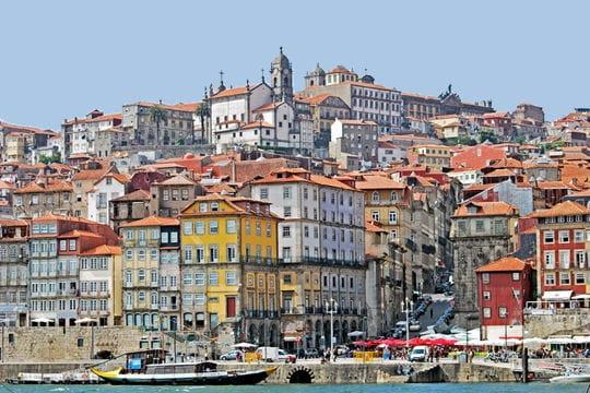 Porto, entre vignes et océan