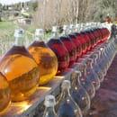 La Table des Baous - ex le Chantegrill  - Le vin de Saint Jeannet FAmille Rasse servi à notre table -