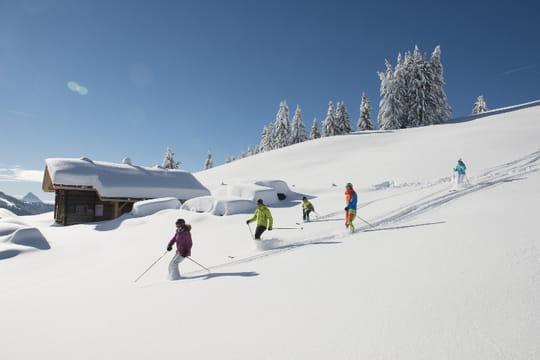 Skier loin de la foule: 20stations agréables à vivre