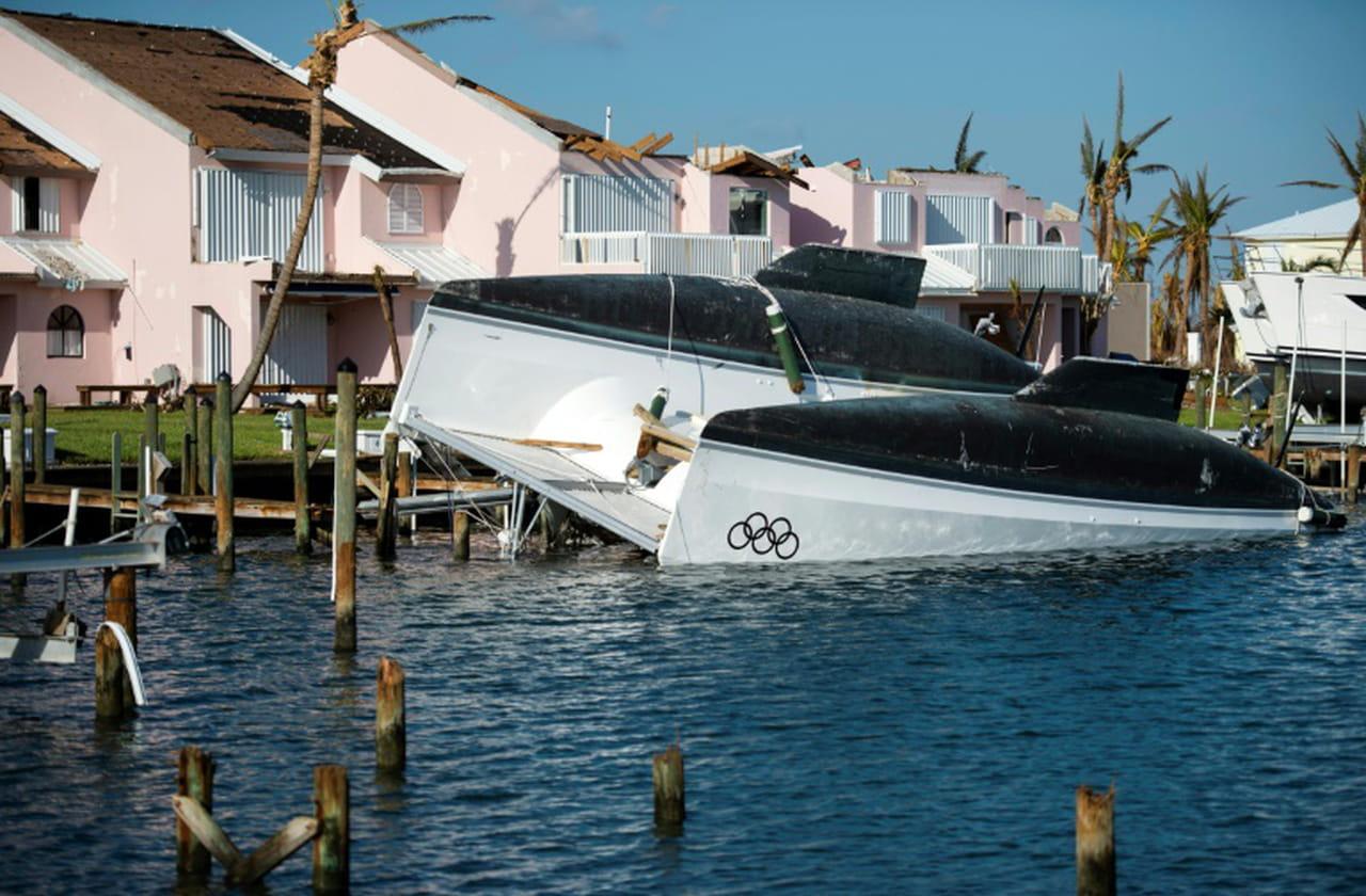 Ouragan Dorian: encore 1.300personnes non localisées aux Bahamas, menacées par une nouvelle tempête