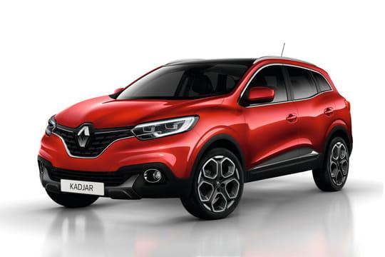 Renault Kadjar : 5 étoiles au crash-test Euro NCAP
