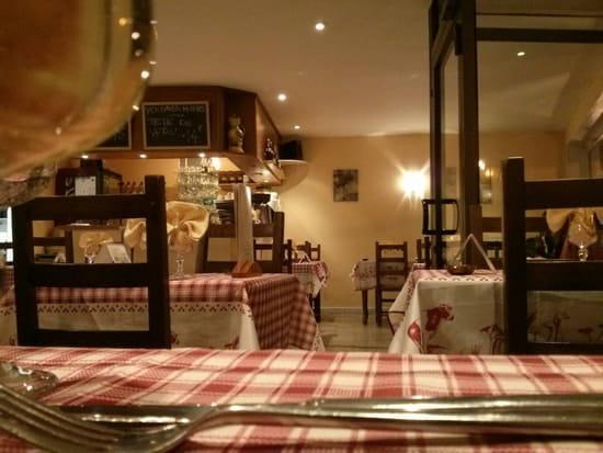 Restaurant : O Fil de l'Eau  - Intérieur -