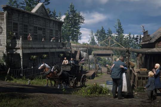 Red Dead Redemption 2: que prévoit Rockstar pour Red Dead Online?