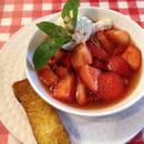 Dessert : Le Bistrot Du Port  - Un régal! -