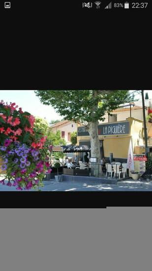 Restaurant : La Piguiere   © La piguiere