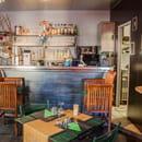 Restaurant sur la Place  - Bar -   © Yorik Canet