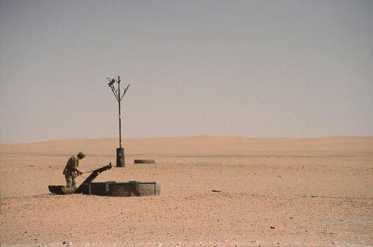 Terra deserta